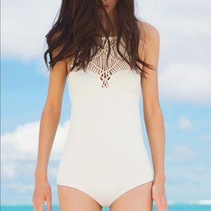 NEW Mikoh Moorea One Piece Swim Suit